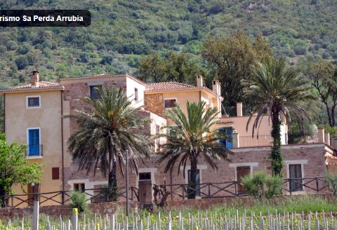Picture of B&B SA PERDA ARRUBIA of CARDEDU