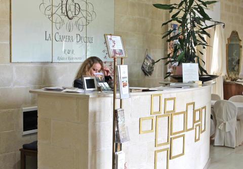 Fotos HOTEL LA CAMERA DUCALE R&R von GRAVINA IN PUGLIA