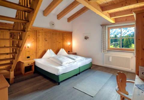 Picture of HOTEL RIFUGIO ALPINO - UTIA DE BORZ - AL PASSO DELLE ERBE of SAN MARTINO IN BADIA