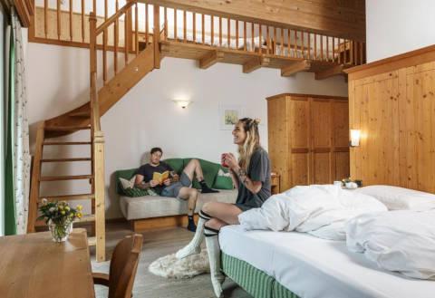 Foto HOTEL RIFUGIO ALPINO - UTIA DE BORZ - AL PASSO DELLE ERBE di SAN MARTINO IN BADIA