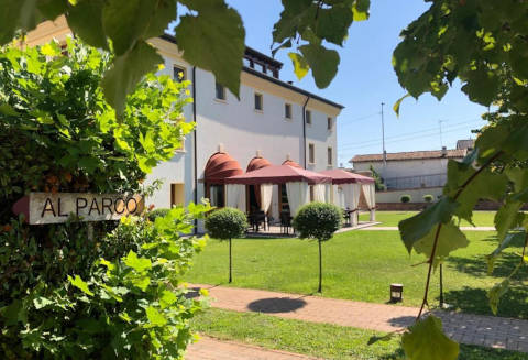 Picture of HOTEL ALBERGO ANTICA CORTE MARCHESINI of CAMPAGNA LUPIA