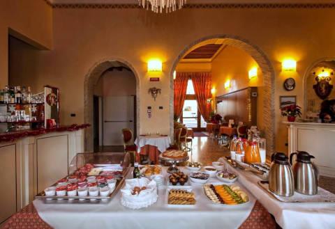 Foto HOTEL ALBERGO ANTICA CORTE MARCHESINI di CAMPAGNA LUPIA