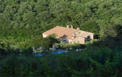Picture of AGRITURISMO  LE COSTE of RAPOLANO TERME