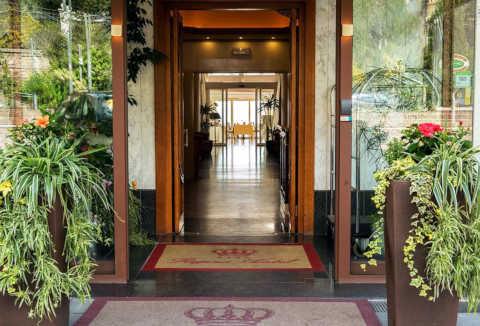 Photo HOTEL  REGINA a ALASSIO