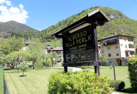 Foto HOTEL ALLA PERLA di LEDRO