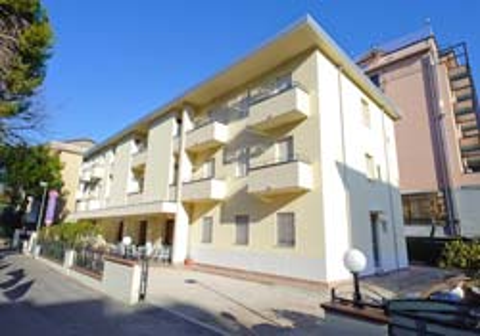 Picture of HOTEL  VANNUCCI of RIMINI