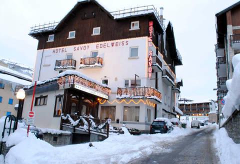 Foto HOTEL  SAVOY EDELWEISS SMALL RELAIS DE CHARME & SPA di SESTRIERE
