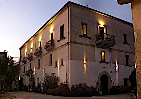 Foto HOTEL  CASTELLO DEI PRINCIPI di PAESTUM