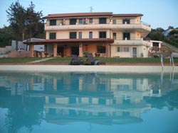 Foto AGRITURISMO COUNTRY HOUSE AGRITURISMO VERDE&BLU di AGROPOLI