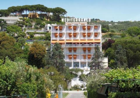 Foto HOTEL  MEDITERRANEO di LAVAGNA