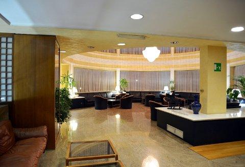 Foto HOTEL FORUM PALACE  di CASSINO