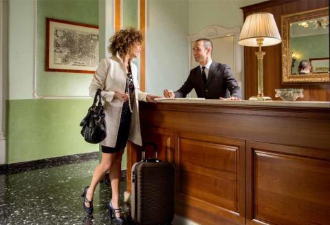 Foto HOTEL  CENTRALE di ROMA