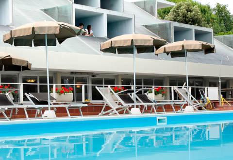 Foto HOTEL  LA DARSENA di PUNTONE