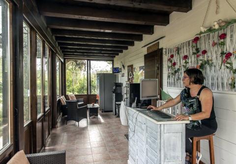 Foto CASA VACANZE VILLA GHETTA COUNTRY HOUSE di LEVERANO