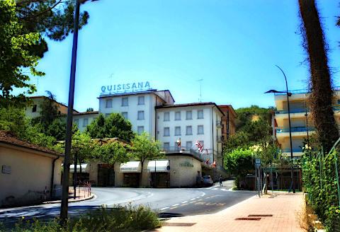 Foto HOTEL  QUISISANA di CHIANCIANO TERME