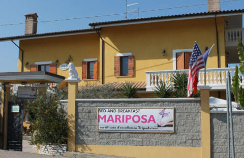 Foto B&B  MARIPOSA di COLLECORVINO