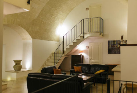 Picture of HOTEL RESIDENCE RESIDENCE DEL CASALNUOVO of MATERA