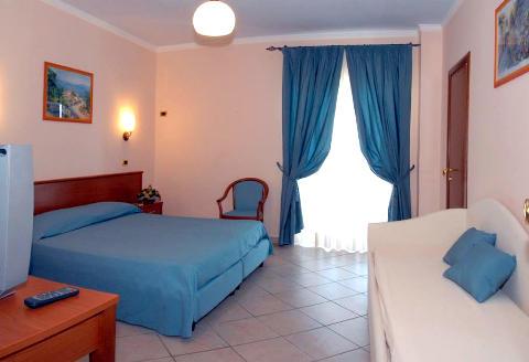 Picture of HOTEL  RESIDENCE TRAMONTO of RODI GARGANICO