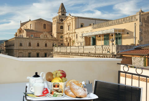 Picture of HOTEL  PORTA REALE of NOTO