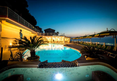 Foto HOTEL  ORIZZONTE BLU di TROPEA