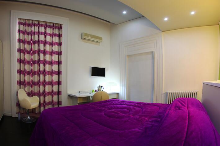 Foto HOTEL THE FRESH - GLAMOUR ACCOMMODATION di NAPOLI