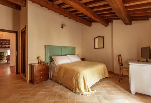 Foto HOTEL ALBERGO DIFFUSO BORGO SANT'ANGELO di GUALDO TADINO