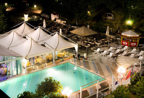 Foto HOTEL  POSTA di CHIANCIANO TERME