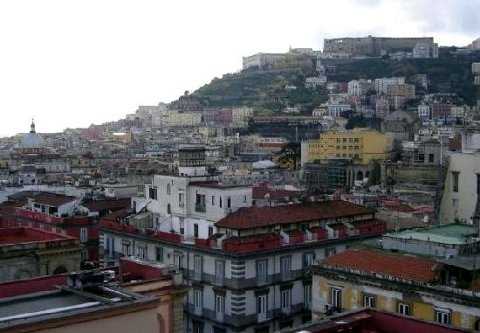 Foto B&B BED AND BREAKFAST CUPOLE E CAMPANILI di NAPOLI