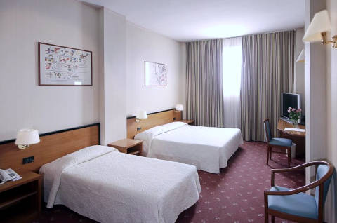 HOTEL EXECUTIVE UDINE - foto 10 (Camera Family 30m2 Da 85€)