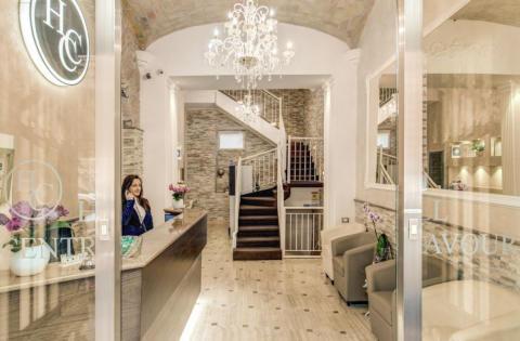 Photo HOTEL  CENTRO CAVOUR a ROMA