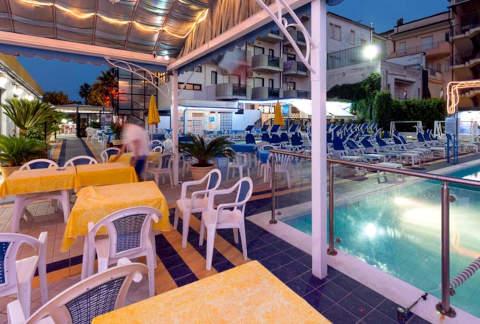 Picture of HOTEL  TASSONI of ALBA ADRIATICA