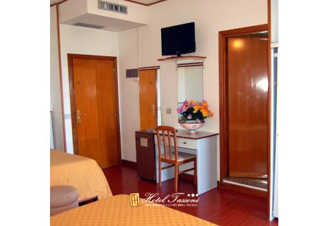 Foto HOTEL  TASSONI di ALBA ADRIATICA