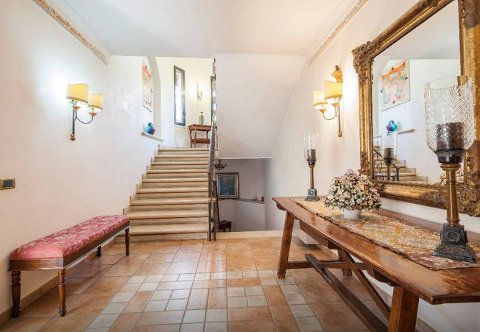 VILLA SOFIA BED AND BREAKFAST - foto 13 (Camera Tortora)