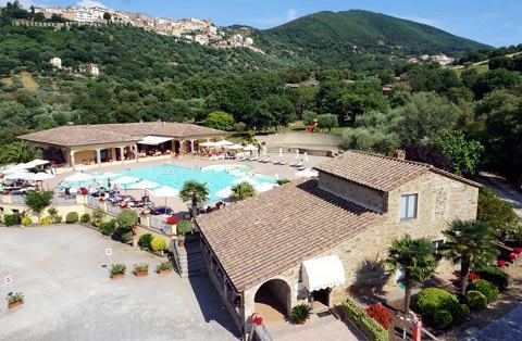 Photo VILLAGGIO OASIMAREMMA VILLAGE a SCARLINO