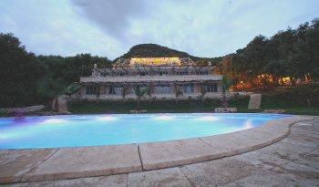 Foto HOTEL CAPOSPERONE RESORT di PALMI