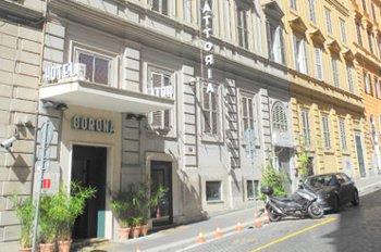 Foto HOTEL  CORONA di ROMA