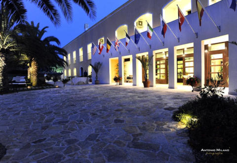 Foto HOTEL  GALLIPOLI RESORT di GALLIPOLI