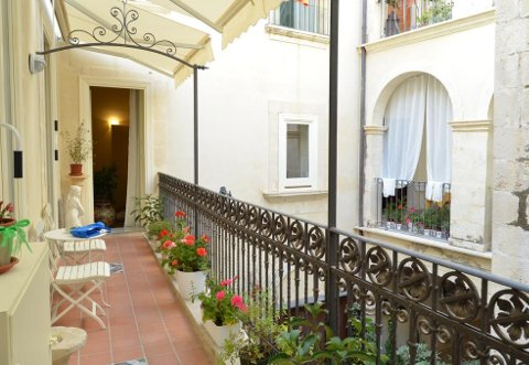 Picture of B&B  CASA D'ALLERI of SIRACUSA