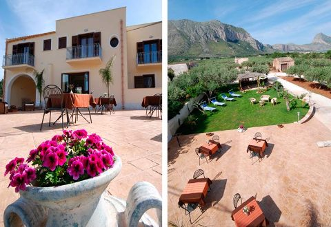 Picture of HOTEL TRIGRANA VACANZE  of SAN VITO LO CAPO