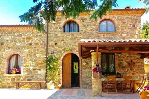 Picture of B&B  VILLA NIGRO COUNTRY HOUSE of LAUREANA CILENTO