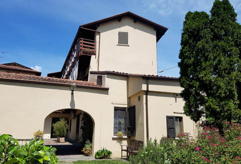 Foto B&B CORTEALLAGO FOR HOLIDAYS di MONIGA DEL GARDA