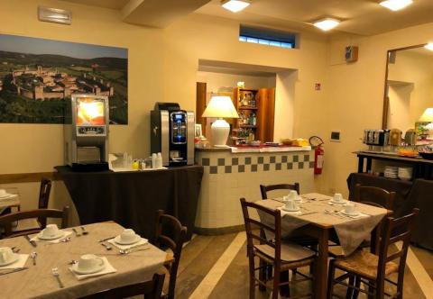 Foto HOTEL  AI TUFI di SIENA