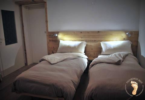 Photo AFFITTACAMERE PEDIBOSCO BED a CALALZO DI CADORE